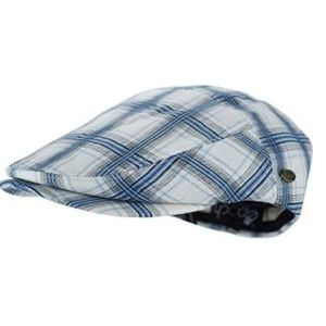 Men's Premium Cotton Summer Newsboy Cap